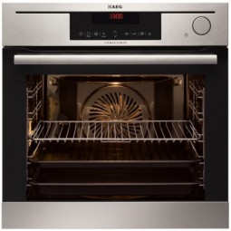 AEG Backofen BS8314021M EXCLUSIV Multi-Dampfgarer, ProSight Plus