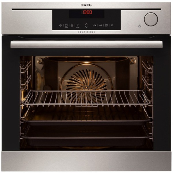 AEG Backofen BS M EXCLUSIV Multi Dampfgarer