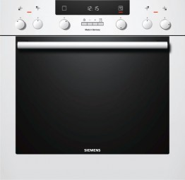 Siemens Einbauherset EQ351WK02R EXTRAKLASSE weiß