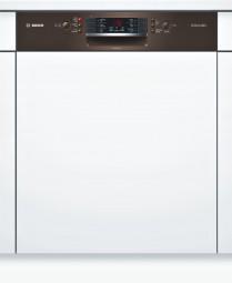 Bosch SMI46TM00D Spülmaschine intergriert braun Exclusiv