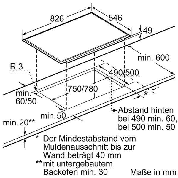 neff t58tt20n0 induktion kochstelle ttt5820n kochstellen kochfelder kochstellen herde. Black Bedroom Furniture Sets. Home Design Ideas